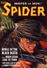 The Spider Volume 4