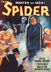 The Spider Volume 6