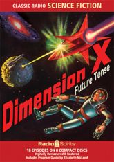 Dimension X: Future...
