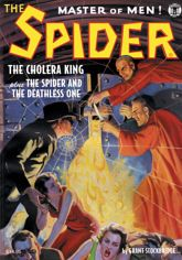 The Spider Volume 10