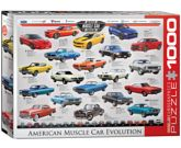 Muscle Car Evolution...