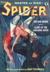 The Spider Volume 9